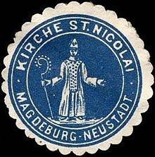 Siegel der St. Nicolai-Kirche