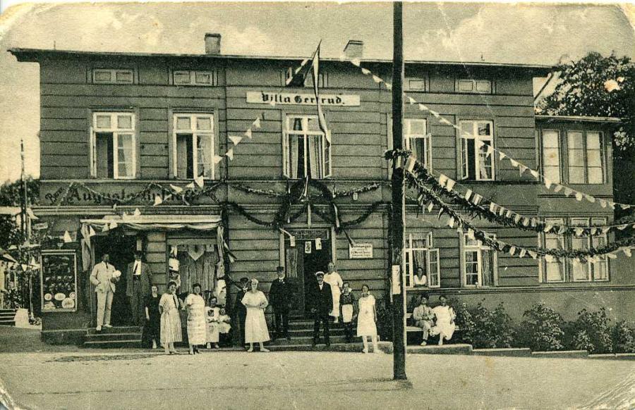Villa Gertrud Sassnitz Am Markt