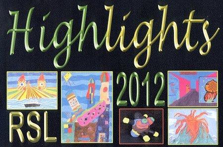 Titel Schulkalender 2012