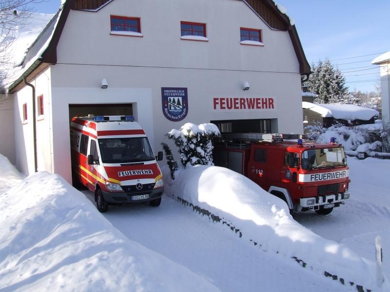 Gerätehaus im Winter2