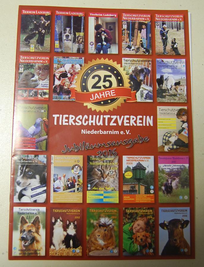 Tierheimbroschüre 2016