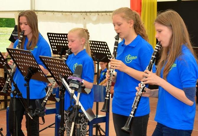 Klarinetten Fortgeschritten - Quartett