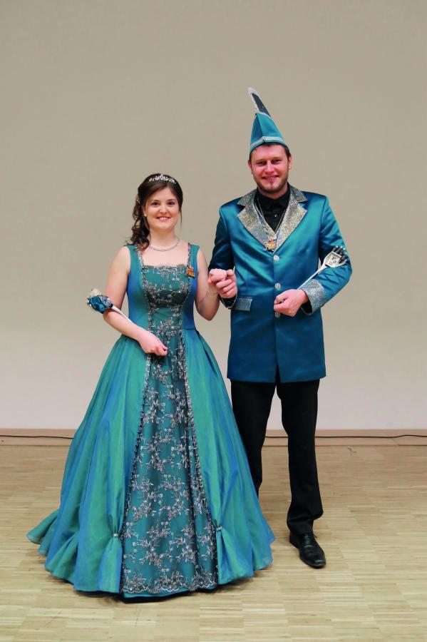 Prinzenpaar 2019