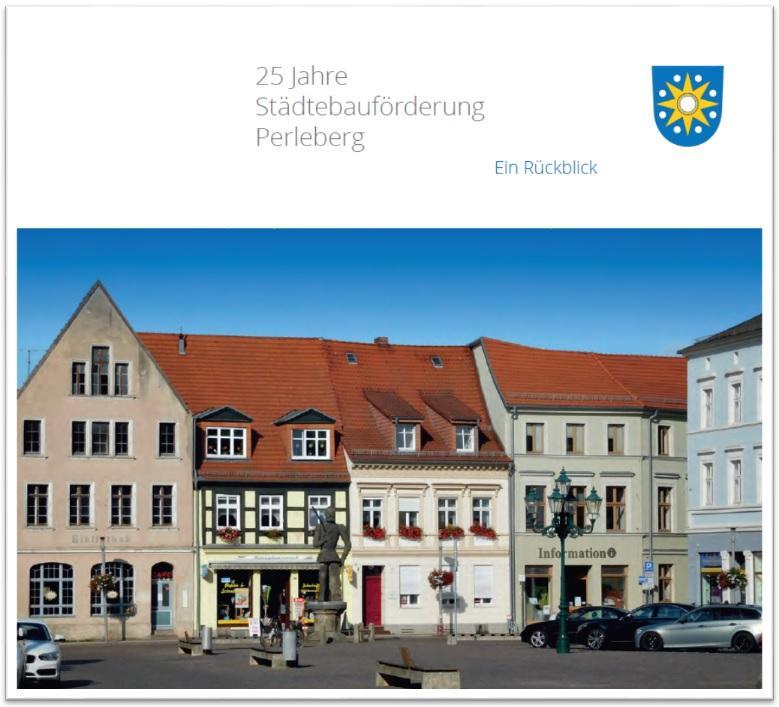Rolandstadt Perleberg - Stadtsanierung