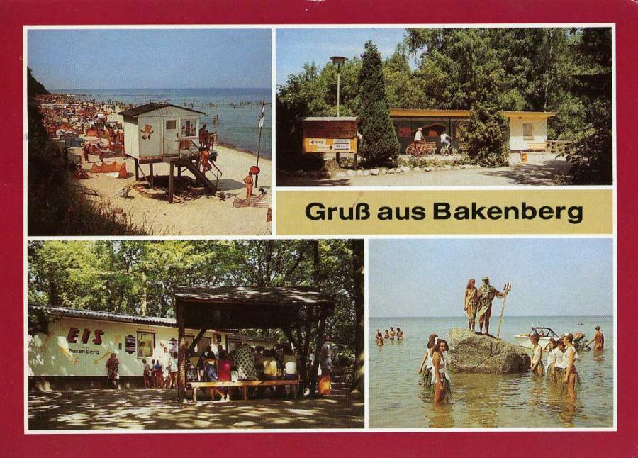 Gruß aus Bakenberg
