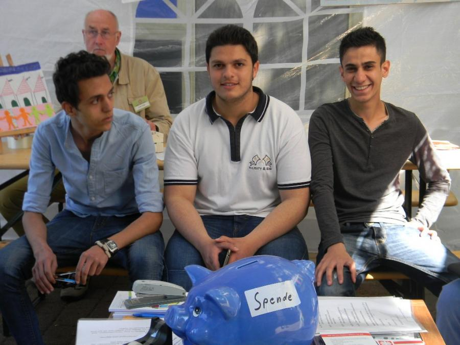 Jugendliche Flüchtlinge in Bad Harzburg