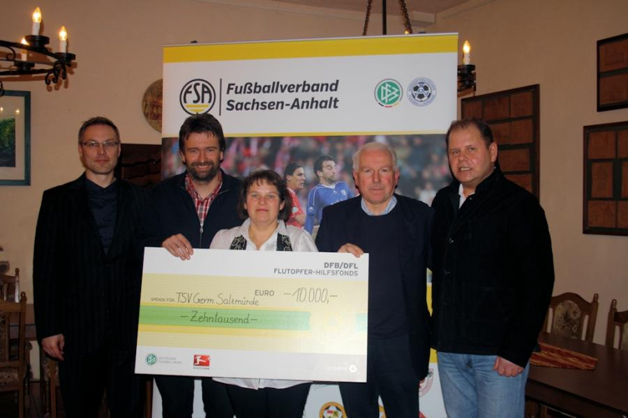 TSV Germania Salzmünde