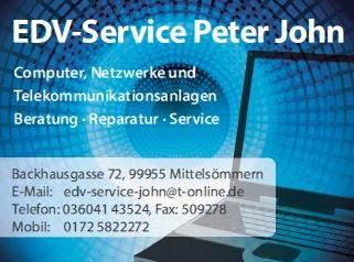 EDV-Service Peter John