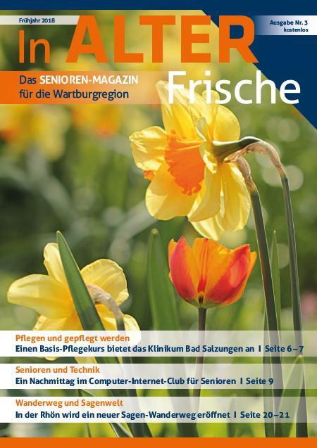 Senioren.Magazin Frühjahr 2018