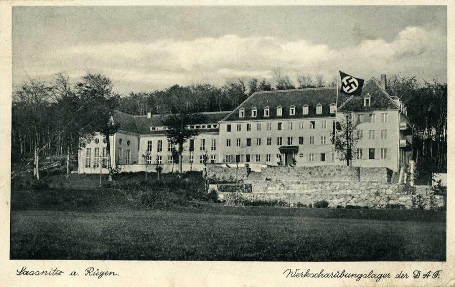 Sassnitz 1938
