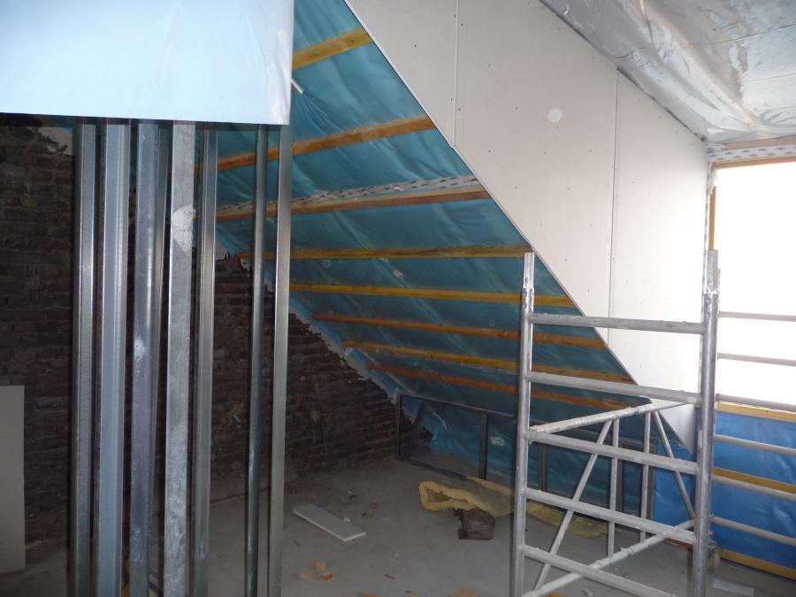 Trockenbau Dachgeschoss