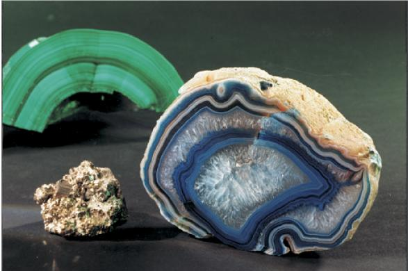 Mineralienverkauf
