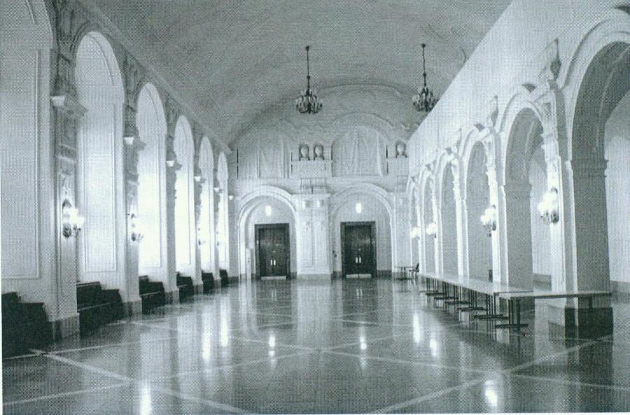 Rathaus Saal