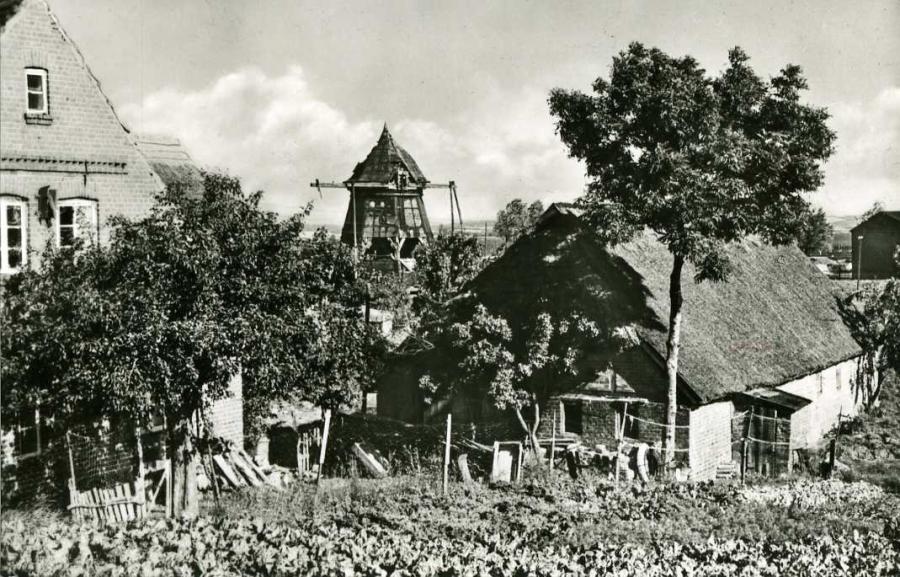 Gager Mönchgut -Rügen 1961