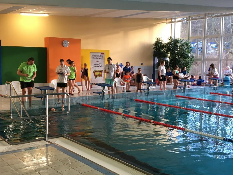 Sprintermeisterschaft 2019 im Schwimmen