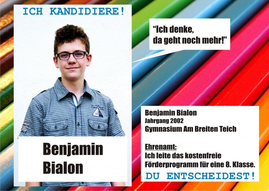 Benjamin Bialon