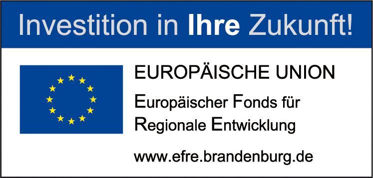 Europäischer Fonds für Regionale Entwicklung_Logo