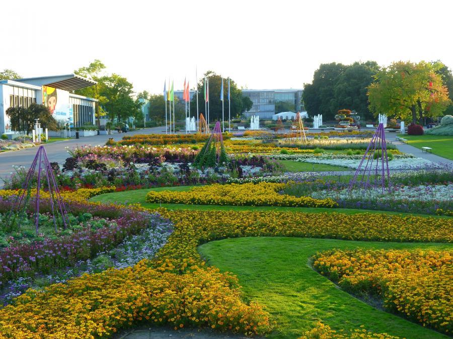 Erfurt ega Park
