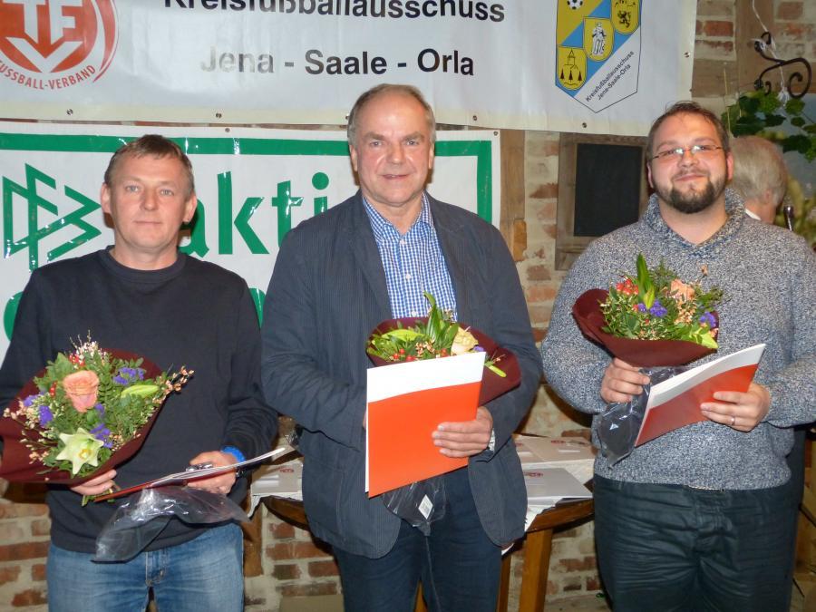 Ehrenamtstag 2017 des KFA Jena-Saale-Orla