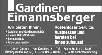 Eimannsberger