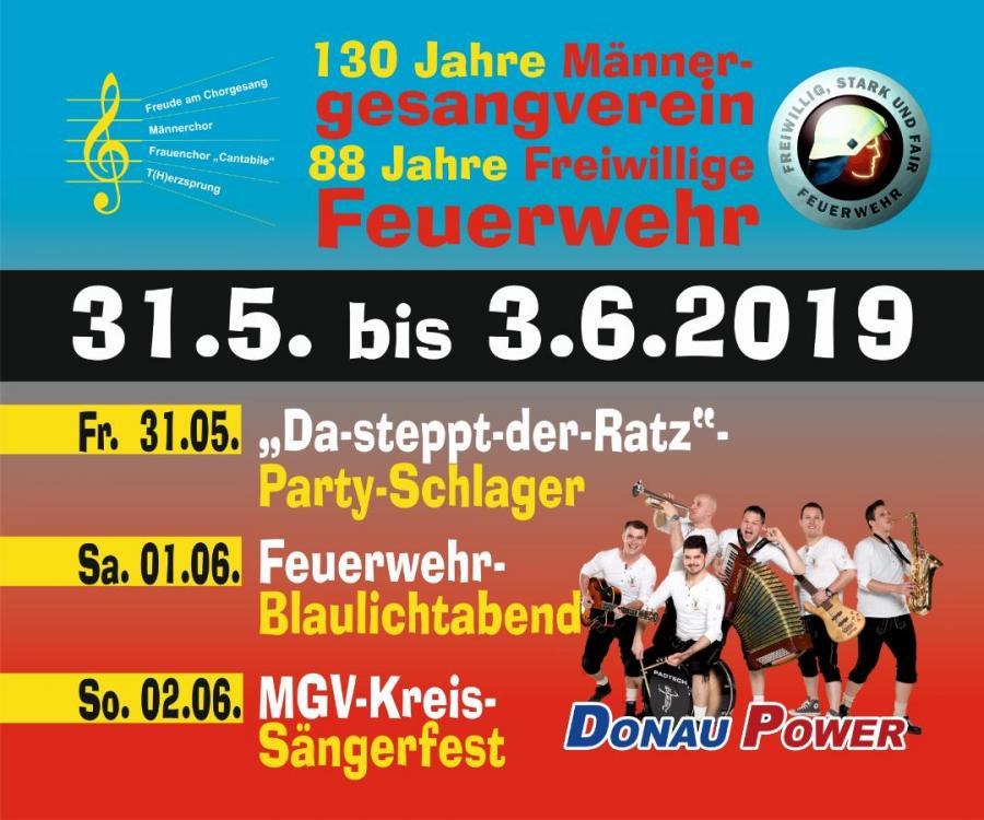 Unser Jubiläumsfest 2019