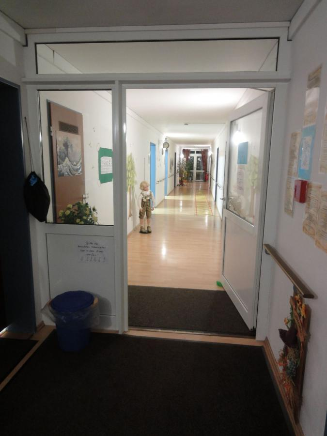 Eingang-Therapiebereich