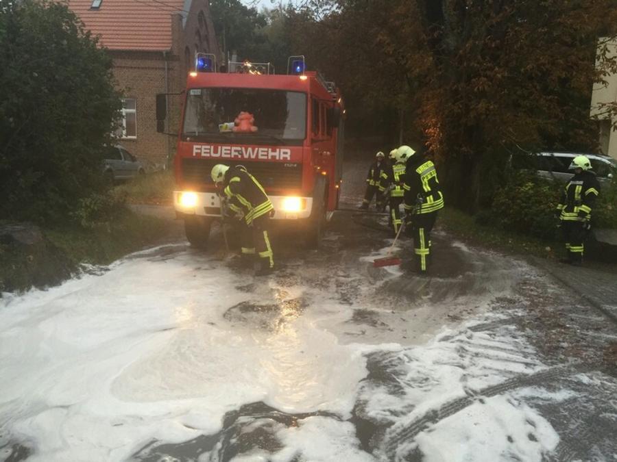 Einsatz Vilmnitz 16.10.15