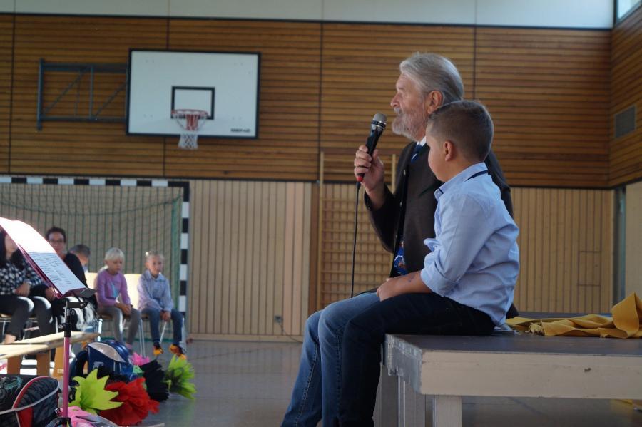 Rede Rektor Wolfgang Rapp