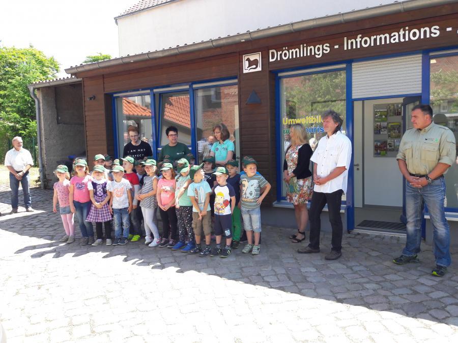 Neues Info-Haus Naturpark Drömling, 26.06.2018