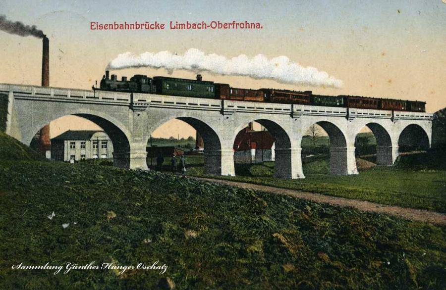 Eisenbahnbrücke Limbach-Oberfrohna