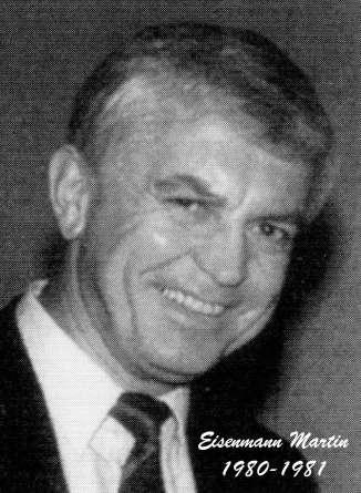Eisenmann Martin