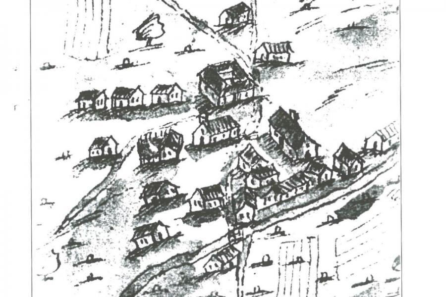 Die Eisensteiner Hüttengemeinde 1708