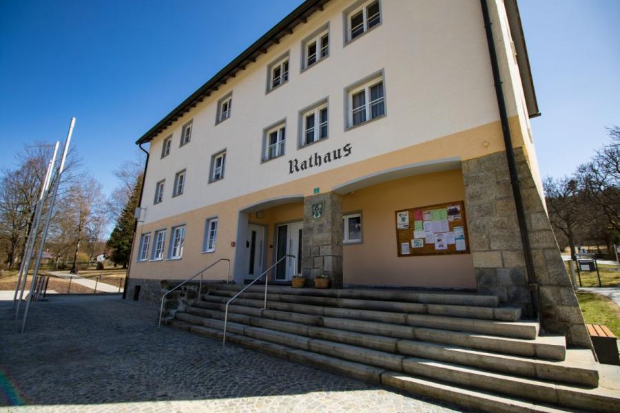 Rathaus Bayerisch Eisenstein