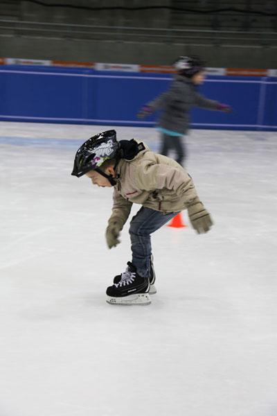 Eislaufkurs Einzel