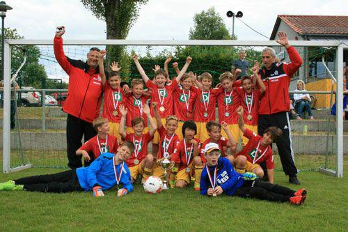 E-Juniorenkreismeister 2014