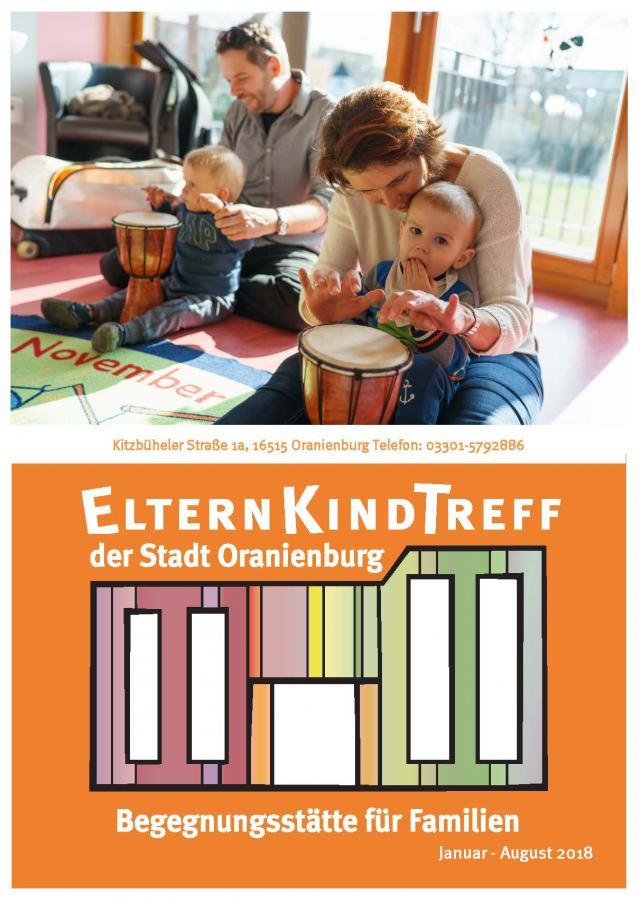 Broschüre Elter-Kind-Treff 1. Halbjahr 2018