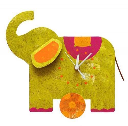Elefanten-Uhr