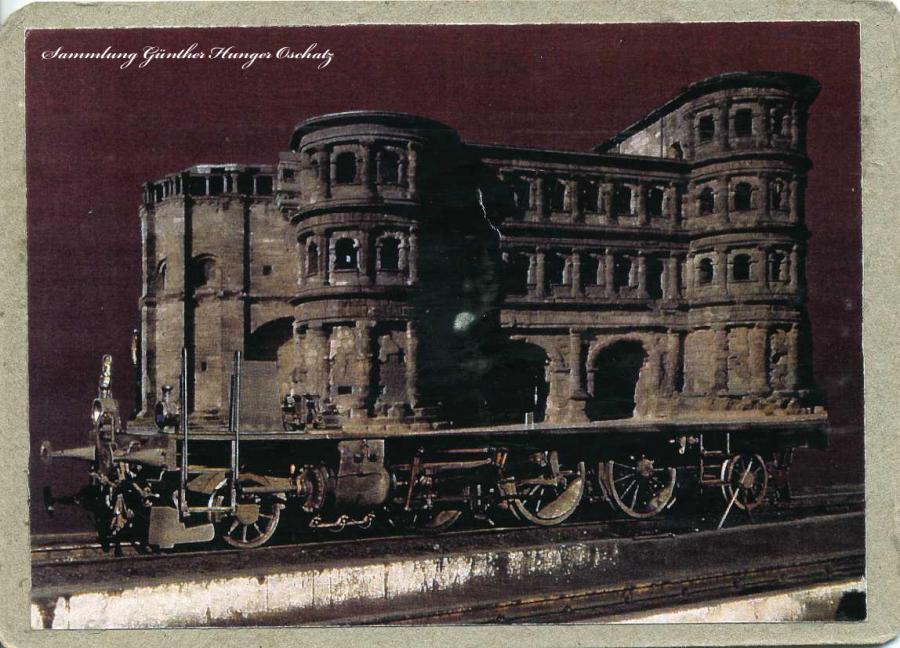 Elektoro-Lokomotive