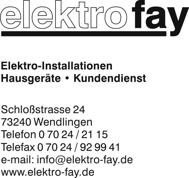 Elektro Fay