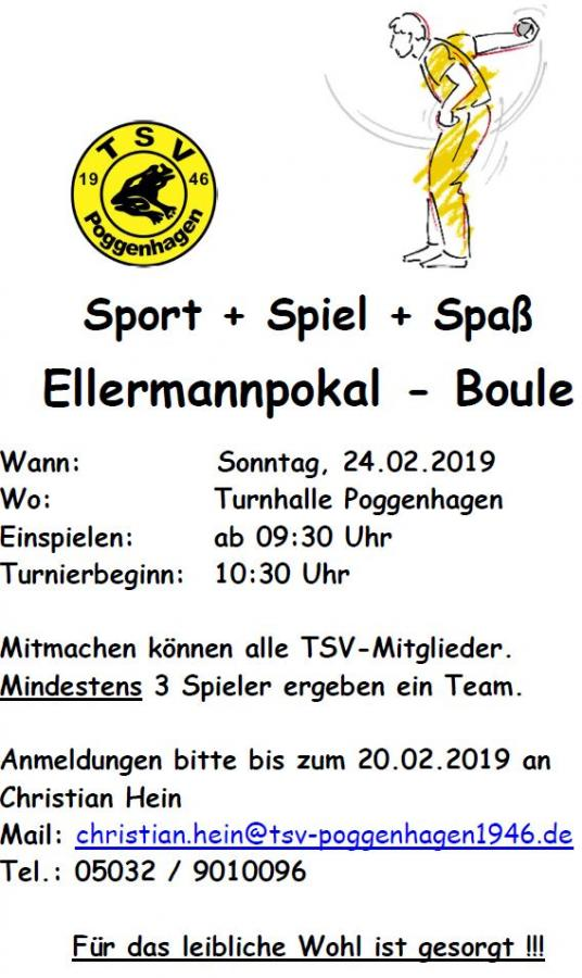 Ellermann-Pokal 2019