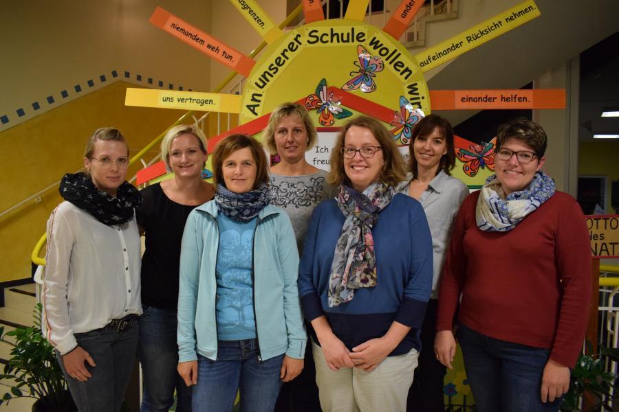 Elternbeirat der Grundschule Zusamaltheim 2019/2020