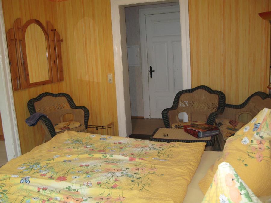 Elternschlafzimmer Fewo OG