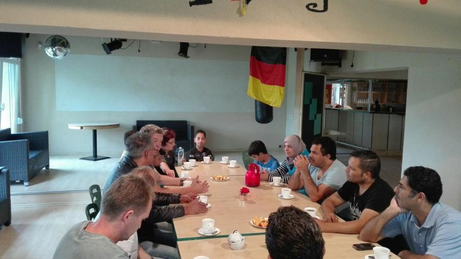Elternversammlung im Mehrgenerationenhaus
