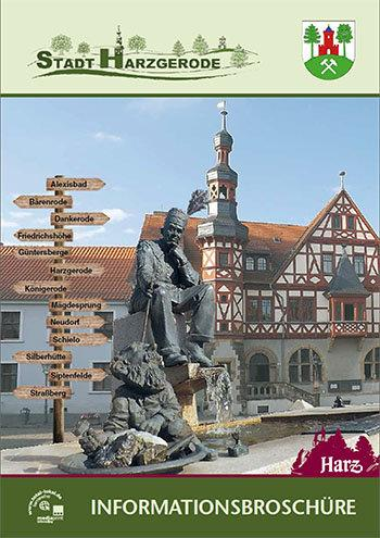 Titelblatt Informationsbroschüre