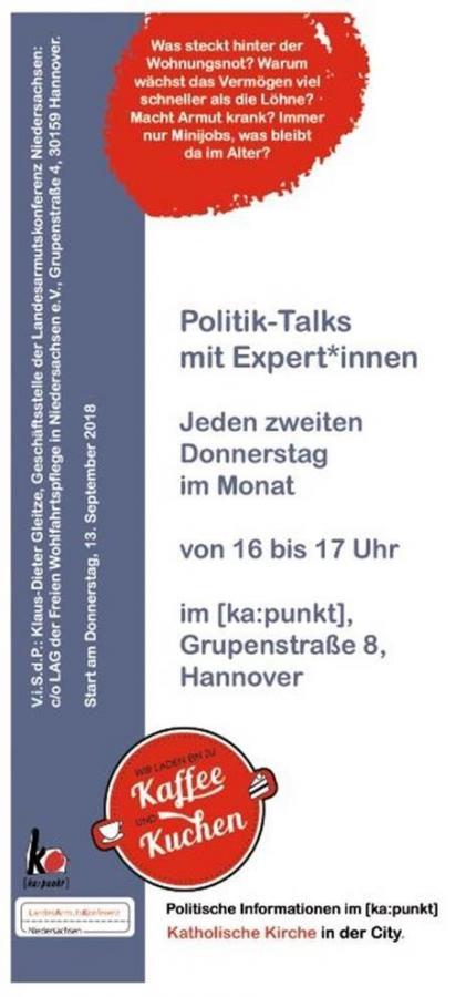 Polit-Talk 2018-2