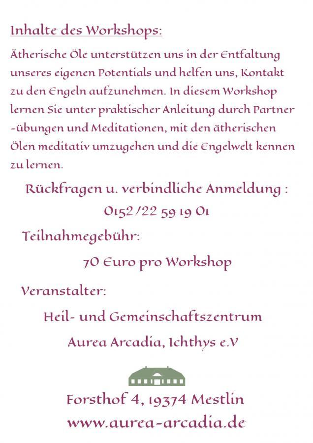 Workshop Engel