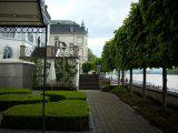 Engers Villa Musica -  Rheinterrassen, mit Bewässerungsanlage (1999)