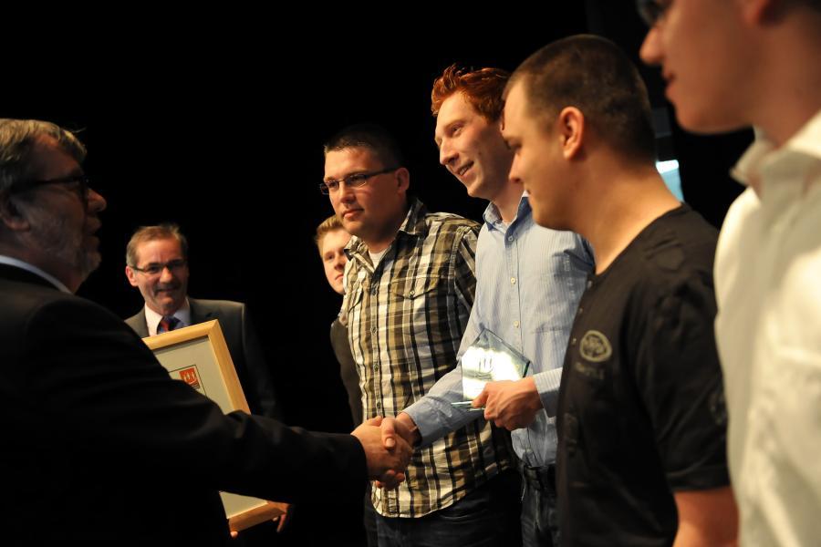Toleranzpreis 2012
