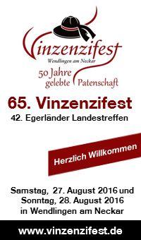 Vinzenzifest 2016 - 50 Jahre gelebte Patenschaft