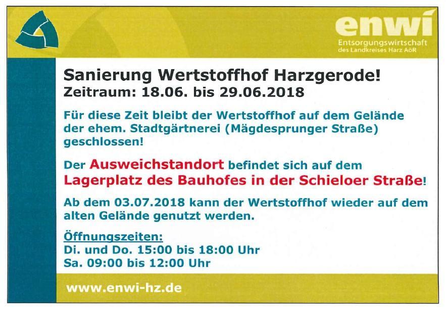 Hinweis_Wertstoffhof